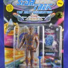 "Star Trek STNG 7th Season - 1994 – LaForge as ""Tarchannen"" - Playmates – MIMP"