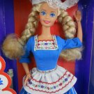 "Barbie DOTW 1993 Dutch Barbie ""Dolls of the World"" – MIMP – Mattel"