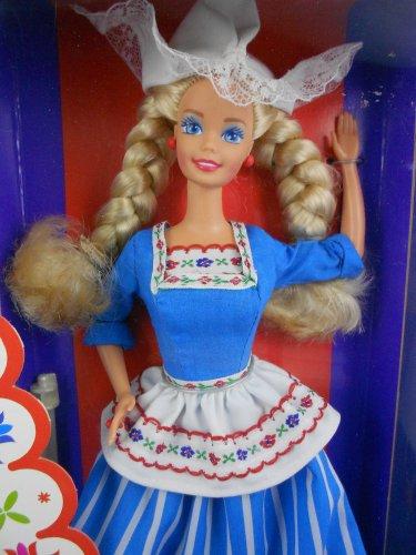 Barbie DOTW 1993 Dutch Barbie �Dolls of the World� � MIMP � Mattel