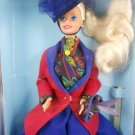 "Barbie DOTW 1991 English Barbie ""Dolls of the World"" – MIMP – Mattel"