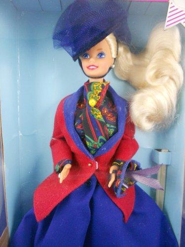 Barbie DOTW 1991 English Barbie �Dolls of the World� � MIMP � Mattel