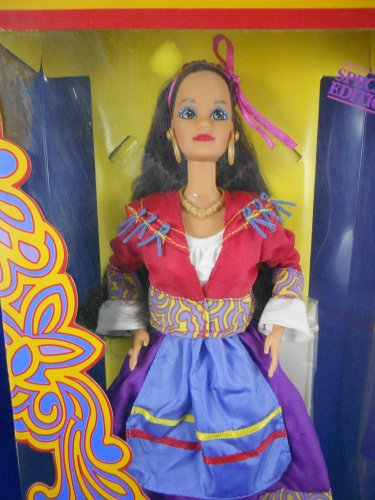 Barbie DOTW 1992 Italian Barbie �Dolls of the World� � MIMP � Mattel