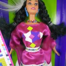 "Barbie DOTW 1994 Native American 3rd Edition ""Dolls of the World"" – MIMP Mattel"