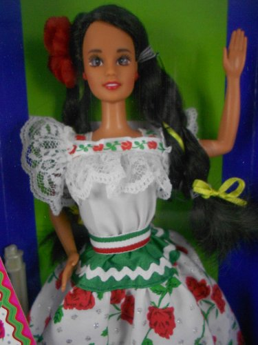 Barbie DOTW 1995 Mexican Barbie �Dolls of the World� � MIMP � Mattel