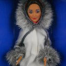 "Barbie DOTW 1990 Eskimo Barbie ""Dolls of the World"" – MIMP – Mattel"