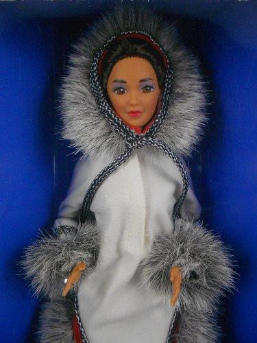 Barbie DOTW 1990 Eskimo Barbie �Dolls of the World� � MIMP � Mattel