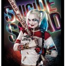 Suicide Squad Harley Quinn Party  Edible image Cake topper decoration