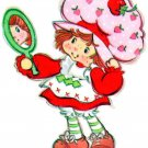Strawberry Shortcake (Classic) Party Edible image Cake topper decoration