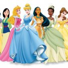 Disney Princesses (ALL) Edible image Cake topper decoration
