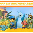 Beat Bugs Edible image Cake topper decoration
