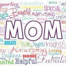 Mother's Day   Edible image Cake topper decoration