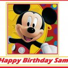 Mickey Mouse Clubhouse Edible image Cake topper decoration