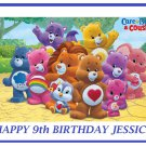 Care Bears & Cousins  Edible Cake topper decoration