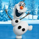 Frozen Olaf image Cake topper decoration