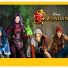 Disney Descendants Edible image Cake topper decoration