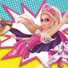 Barbie in Princess Power w/ Pets Edible image Cake topper decoration