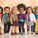 American Girl and Friends Edible image Cake topper decoration