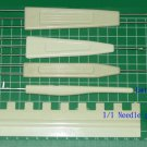 Needles Tools For 9mm (2.8 gauge) Brother Knitting Machine KH230 KH260 SK155