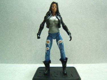 "Custom 3.75"" Netflix Marvel JESSICA JONES figure - poseable & MADE TO ORDER"