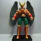 "Custom 3.75"" DC Comics HAWKMAN figure - poseable & ready to go"