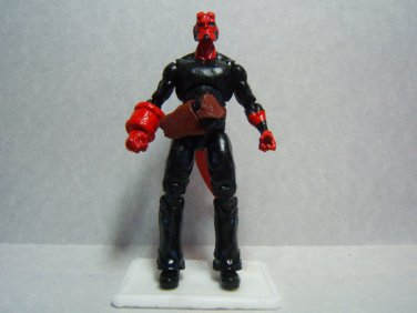 """Custom 3.75"""" HELLBOY action figure - poseable & MADE TO ORDER"""