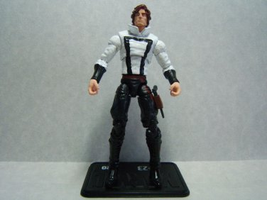 "Custom 3.75"" Steampunk Star Wars HAN SOLO figure - poseable & ready to go"