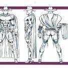 "Custom 3.75"" Marvel PHANTOM RIDER figure - poseable & MADE TO ORDER"