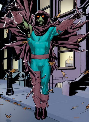 "Custom 3.75"" Marvel SLEEPWALKER figure - poseable & MADE TO ORDER"