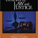 Ebook 978-1412978576 Courts, Law, and Justice (Key Issues in Crime and Punishment)