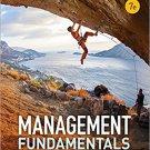 Ebook 978-1506303277 Management Fundamentals: Concepts, Applications, and Skill Development