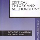 Ebook 978-0803946835 Critical Theory and Methodology (Contemporary Social Theory)