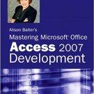 Ebook 978-0672329326 Alison Balter's Mastering Microsoft Office Access 2007 Development (Adobe Re