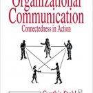 Ebook 978-0803934252 Organizational Communication: Connectedness in Action (Interpersonal Communi