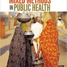 Ebook 978-1412990332 Qualitative and Mixed Methods in Public Health