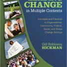 Ebook 978-1412926782 Leading Change in Multiple Contexts: Concepts and Practices in Organizationa