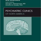 Ebook 978-1455704996 Geriatric Psychiatry, An Issue of Psychiatric Clinics (The Clinics: Internal