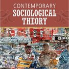 Ebook 978-1452203454 Contemporary Sociological Theory