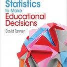 Ebook 978-1412969772 Using Statistics to Make Educational Decisions