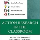 Ebook 978-1475820935 Action Research in the Classroom: Helping Teachers Assess and Improve their