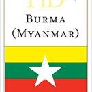 Ebook 978-1538101827 Historical Dictionary of Burma (Myanmar) (Historical Dictionaries of Asia, O