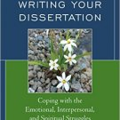 Ebook 978-1475815047 Challenges in Writing Your Dissertation: Coping with the Emotional, Interper