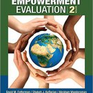 Ebook 978-1452299532 Empowerment Evaluation: Knowledge and Tools for Self-Assessment, Evaluation