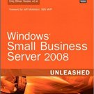 Ebook 978-0672329579 Windows Small Business Server 2008 Unleashed