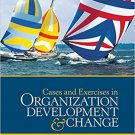 Ebook 978-1412987738 Cases and Exercises in Organization Development & Change