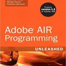 Ebook 978-0672329715 Adobe AIR Programming Unleashed
