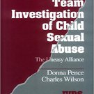 Ebook 978-0803951693 Team Investigation of Child Sexual Abuse: The Uneasy Alliance (Interpersonal