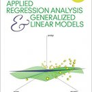 Ebook 978-1452205663 Applied Regression Analysis and Generalized Linear Models