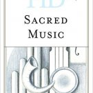 Ebook 978-1442264625 Historical Dictionary of Sacred Music (Historical Dictionaries of Literature