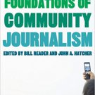 Ebook 978-1412974660 Foundations of Community Journalism