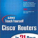 Ebook 978-0672322969 Sams Teach Yourself Cisco Routers in 21 Days